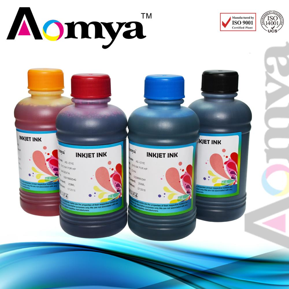 250ML*4C HP932 High Quality CISS Ink For HP Officejet 6100 / 6700 Premium / 6600 Printer bulk ink(China (Mainland))