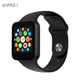 New Styling MTK 2502C Bluetooth 4 0 Smart Watch Camera Sport Fitness Wrist Wireless Phone Email