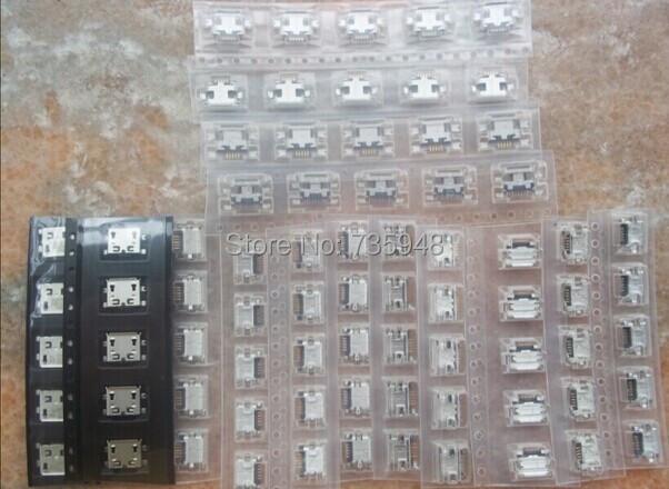 20 моделей микро-usb разъем 100pcs/lot очень часто используется зарядный порт для zte lenovo huawei и другие марки мобильных, gps планшет