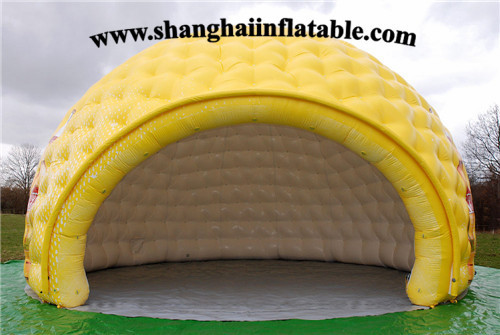 OEM show tent,lightweight tent,inflatable tent,outdoor advertising,advertising projector(China (Mainland))