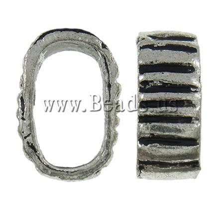 Free shipping!!!Zinc Alloy Linking Ring,Cheap, Oval, antique silver color plated, nickel, lead & cadmium free, 12.50x5x8.50mm(China (Mainland))