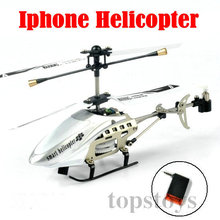Free shipping & wholesale Swift 3.5CH 6025i mini RC Helicopter RTF iphone control helicopter with USB recharger rc plane toys