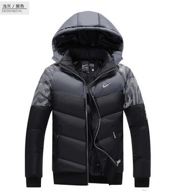 2015 Winter Brand NK Down Cotton Jacket Men Coat Jackets Down Coat Parka Outdoor Wear Waterproof