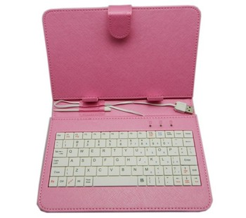 Case With Keyboard For 7 Inch Tablet