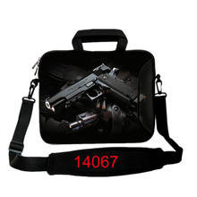 Buy New Gun Print Computer Bag Notebook Smart Cover ipad MacBook Sleeve Case 10 12 13 14 15.6 17.3 inch Laptop Bags & Cases for $12.63 in AliExpress store