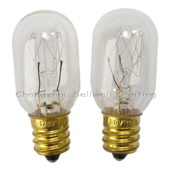 Top Fashion Sale Engineering Ccc Ce Fcc Edison Edison Lamp T20x48mm 10w Miniature Lamp Bulbs