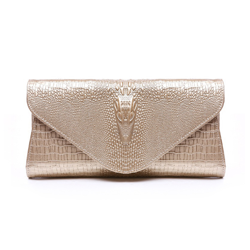 Lastest Luxury Small Clutch Purse Bag Studd  For Women Bags And Rhinestones