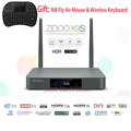 ZIDOO X9S Smart Android 6 0 TV BOX 2GB 16GB OpenWRT NAS Realtek RTD1295 2 4G