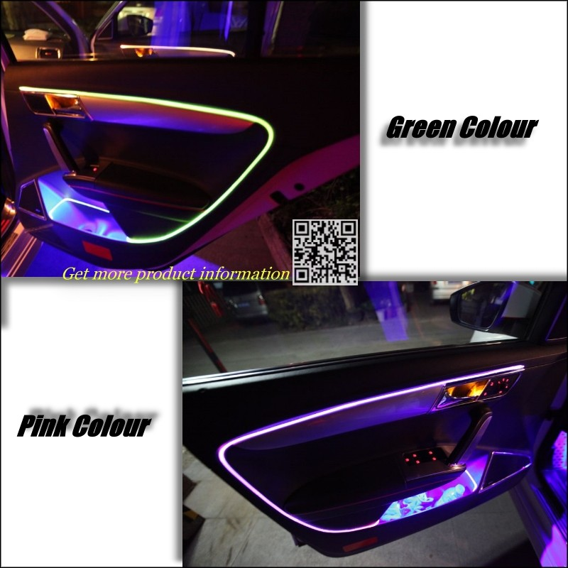 Panel illumination Ambient Light For Volkswagen VW Transporter T5 Caravelle Multivan 5