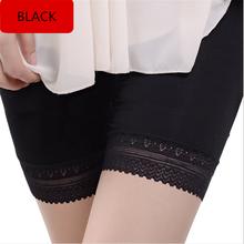 2016 Fashion  Modal Seamless lace pants Ms. anti emptied  pants female cotton leggings hot sale.8z(China (Mainland))