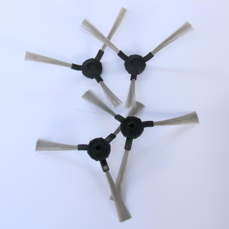 Home Appliances 10 Pcs Side Brush For Panda X600 Pet Kitfort Kt504 X600pro Robotic Robot Vacuum Cleaner Parts