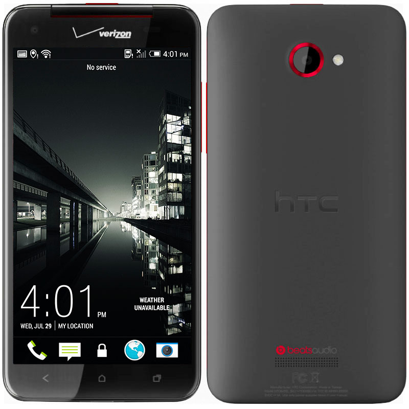 Original HTC X920e Droid / Butterfly Factory Unlocked Mobile Phone GSM/CDMA Quad-Core Refurbished Android Phone 1 Year Warranty(China (Mainland))