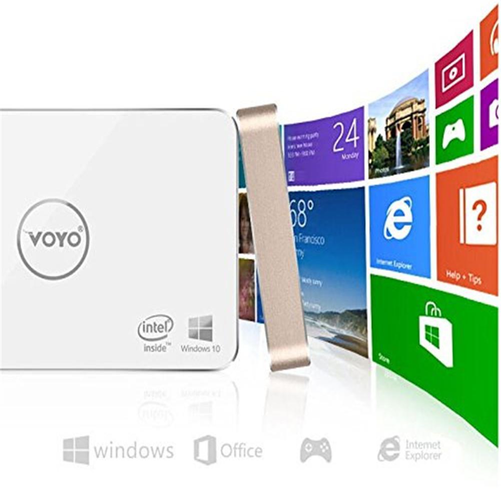 VOYO V2 Winpad Mini PC Box Windows10 Quad Core Intel 2GB/32GB 64GB SSD(China (Mainland))