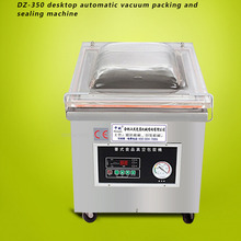 Free shipping by DHL 1pc DZ-350 Desktop Vacuum sealer,food vacuum packaging machine, desktop vacuum packager,bag sealing machine