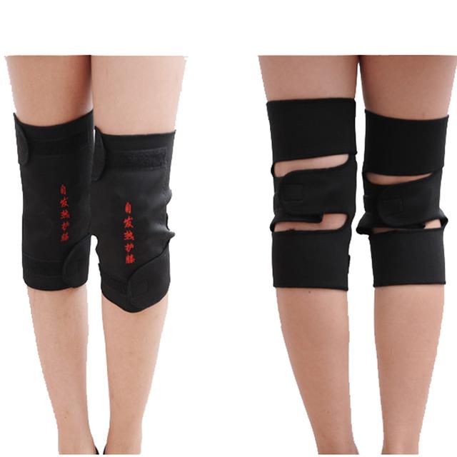 11pcs/set Self-heating Tourmaline Belt Magnetic Therapy Neck Shoulder Posture Correcter Knee Support Brace Massager Products