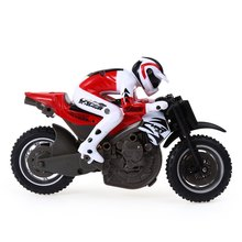 Fashion Mini High Speed 2.4GHz Telecontrol Motorcycle Racing Car Toy Safe ABS Material Wonderful Gift for RC Lovers Boys (China (Mainland))