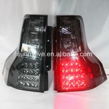 FJ Cruiser FJ150 Prado 2700 LED Tail Lights Smoke Black Color 2009 -2015 smoke - Guangzhou Liyuan Automobile Center Yonghong Accessories Trading Firm store