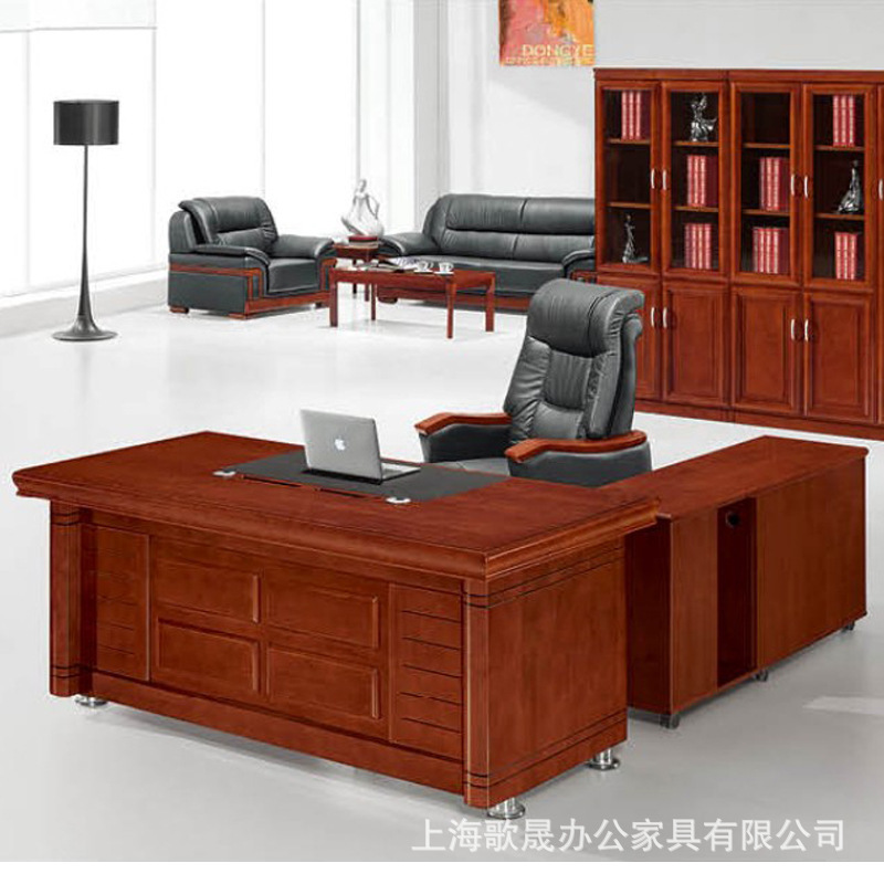 Factory Outlet Shanghai, Nanchang, Nanning office furniture paint boss table desk executives(China (Mainland))