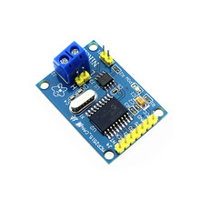 Free shipping 5Pcs/lot MCP2515 CAN Bus Module TJA1050 Receiver SPI Module For arduino(China (Mainland))