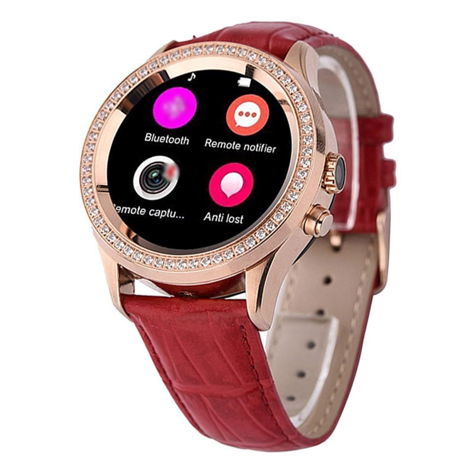 2015 Smart Watch NO.1 D2 Women Wrist Watch Bluetooth Connectivity For apple Android Smartwatch Phone For IOS android OS<br><br>Aliexpress