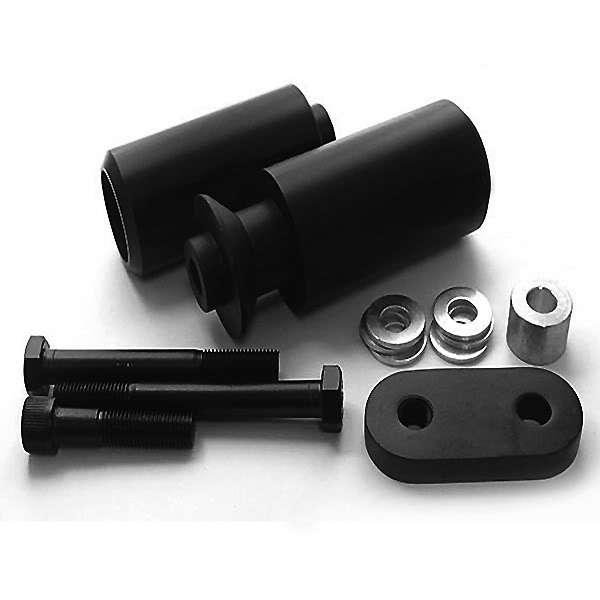 NEW Brand High Density Plastic For Yamaha YZF600 R6 06-07 Frame Sliders Free Shipping [P350]