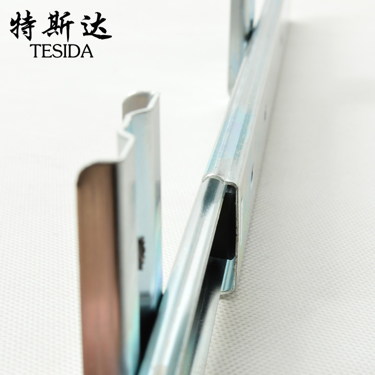 Computer keyboard tray rail track 2735mm wide computer desk drawer shelf supports and hanging rail slide rails(China (Mainland))