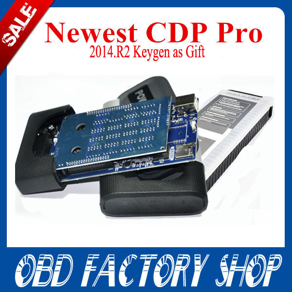 DHL free plastic boxCDP pro 2014.R2 Keygen in CD tcs pro plusno bluetooth+software+install video LED+flight function(China (Mainland))