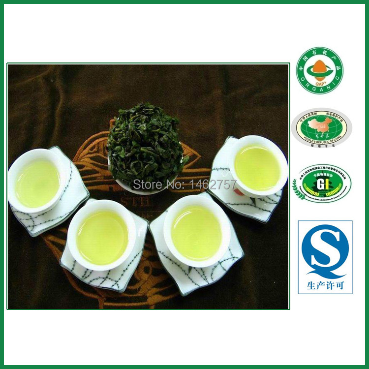 On sale 250g Chinese coffee oolong tea natural organic health tikuanyin tea autumn tea yin vacuum