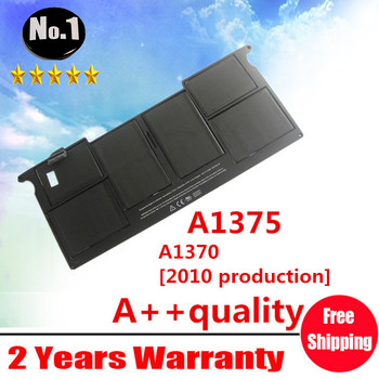 """Wholesale New laptop Battery for Apple MacBook Air 11"""" A1370 [2010 production] Replace: A1375 battery Free shipping"""