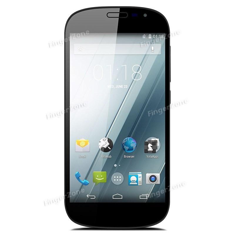 """оригинальные yota yotaphone 2 5.0"""" fhd гориллы стекла 1080p двойной экран amoled e-link 4g lte смартфон 2 ГБ оперативной памяти 32 ГБ rom 8mp gps nfc"""