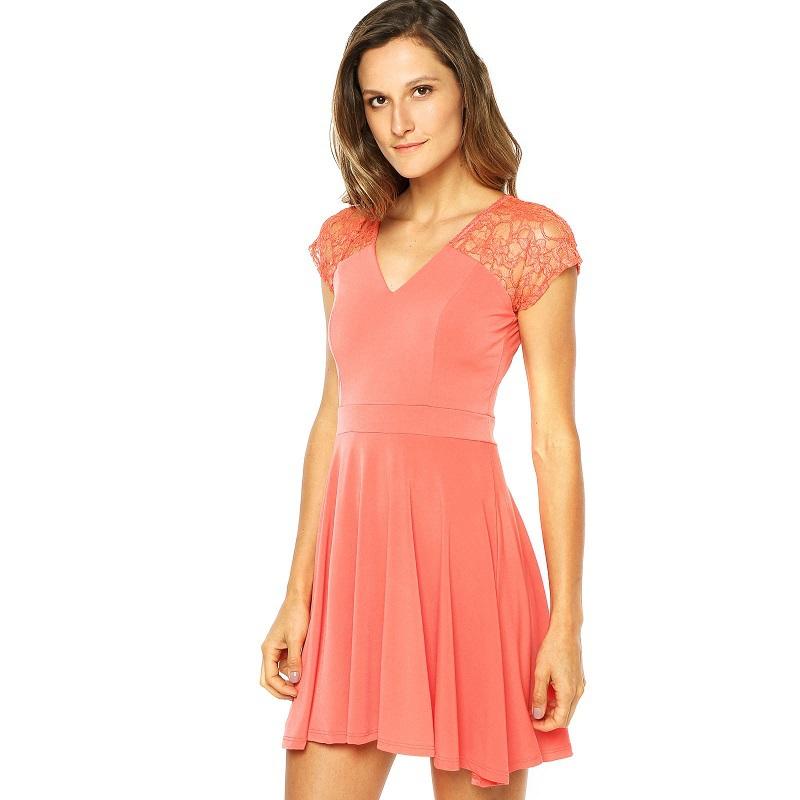 Женское платье Carry 2015 Vestidos Festa Femininos M15423