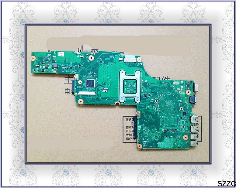 original For toshiba satellite C850D C855D laptop AMD E1-1200 1.4GHz DDR3 integrated motherboard V000275180 6050A2509701(China (Mainland))