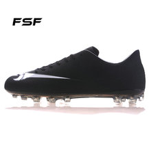 FSF Mens AG Soccer Shoes 3 Colors Trainers Football Men EUR Size 39-44 15902 - Fujian CO., Ltd store