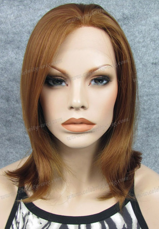 N1-27/30 new style synthetic lace front wig/light brown Express Shipping<br><br>Aliexpress