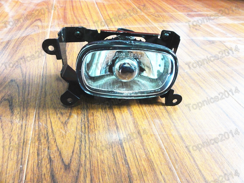 1Pcs NEW High quality  Fog Light Bumper Driving Lamp Left For MISUBISHI OUTLANDER 2003-2006<br><br>Aliexpress