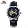 TEVISE 2017 Watches Men s Watch Automatic Mechanical Hollow Waterproof Fashion Leisure Brands Calendar Relogio Masculino