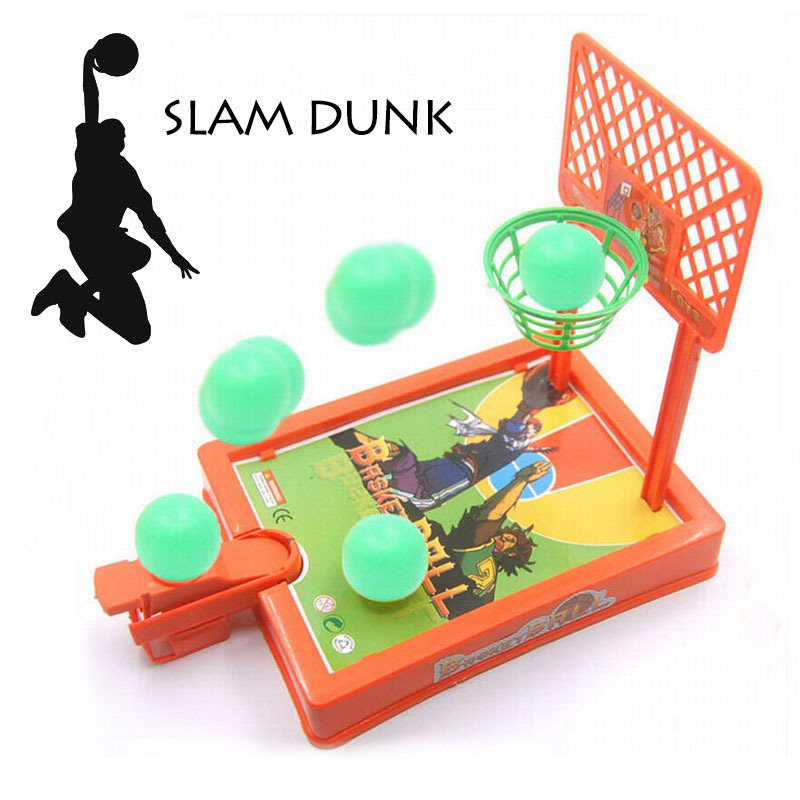 Table Basketball Game Desktop board Tabletop Slam Dunk toy Learning & Educational Christmas Gift for Family and Children(China (Mainland))
