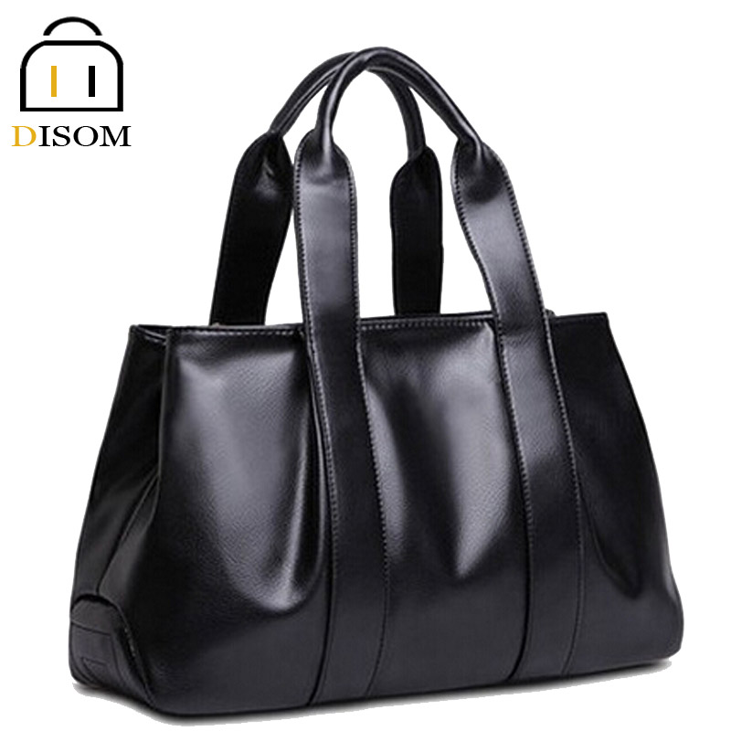 DISOM new 2016 hobos women bags luxury famous brand designer women totes bag top grade soft pu leather ladys party handbags<br><br>Aliexpress