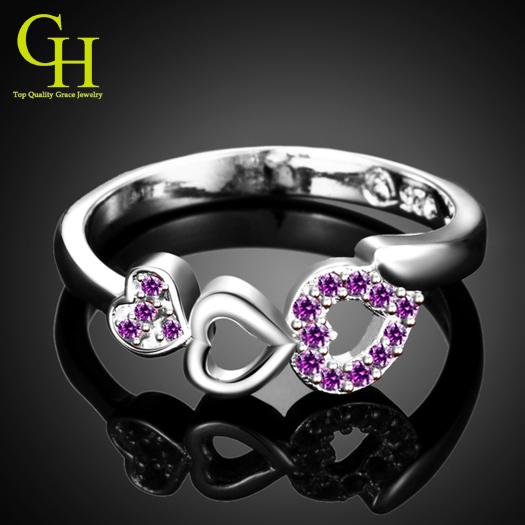 Обручальное кольцо 925 aneis anillos de plata 925 6618