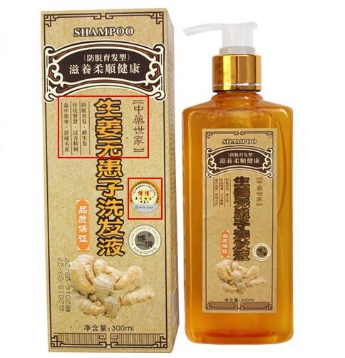 Шампуни из Китая