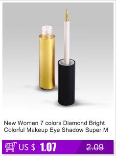 20 cores Pérola Shimmer Branco Highlighter Eyeshadow Lápis Delineador Sombra de Olho Cosméticos lápis de Olhos Maquiagem
