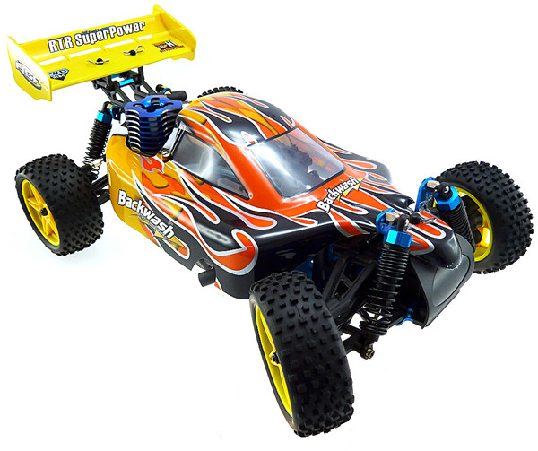 HSP Rc Car 1/10 Scale Nitro Gas Power 4wd Two Speed Off Road Buggy 94166 High Speed Hobby Rc Remote Control Car(China (Mainland))