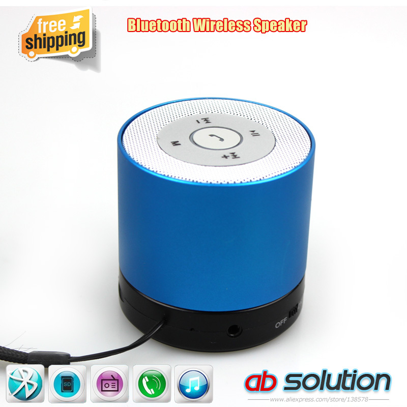 BQ-609 Mini Bluetooth Speaker Portable Handfree Support TF Card FM Radio Cellphone Tablet Computer - Shenzhen Absolution Gifts Co., Ltd. store