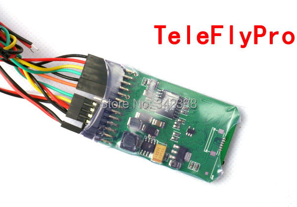 TeleFlyPro Encoder for MFD AAT System (Compatible with AATDriver V5 / V4) | Latest PRO edition(China (Mainland))
