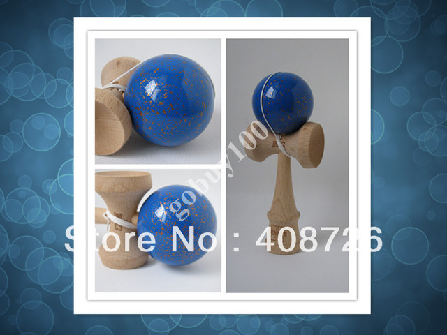 hot toy free ems6pcs/lot   kendama WINNER  cup-and ball traditional japanese toy  with box packing for adult and children