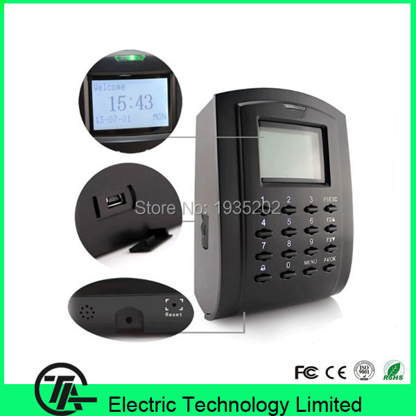Biometric SC103 125khz RFID card access control device with keypad optional ID reader or HID reader access control system(China (Mainland))