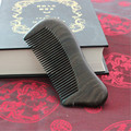 Natural Africa Black sandalwood combs Wooden Comb Wide Tooth No static head Massage Hair Brush Health