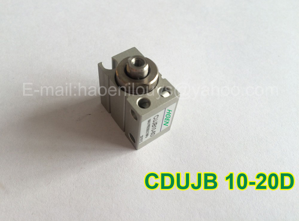 free shipping SMC type CUJB10-20 CU CDU SMC type Free Mount mini gas cylinder /Air Cylinder / Pneumatic Cylinder(China (Mainland))