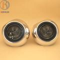 2 5 inch Bi Xenon H1 HID Projector Headlights Lens for Volkswagen Tiguan 3 0 Lens