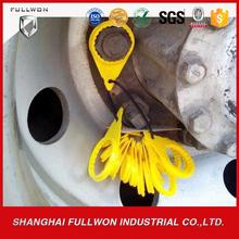 Wheel nut indicator 27mm/28mm/29mm 10pcs/pack(China (Mainland))